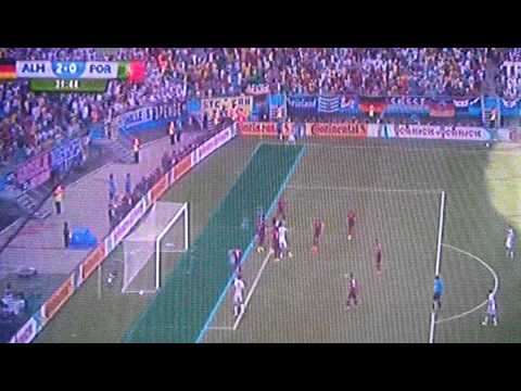 ALMANYA 2-0 PORTEKİZ