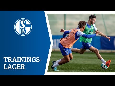 Schalke startet ins Trainingslager
