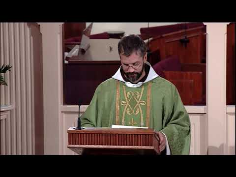 Daily Catholic Mass - 2019-10-08 - Fr. Paschal