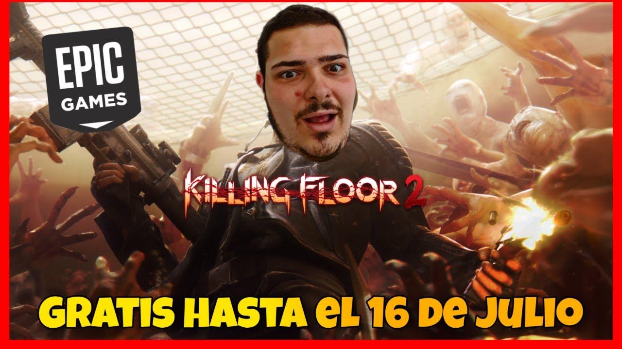 JUGANDO KILLING FLOOR 2 en 2020 | Gratis en Epic Games ...