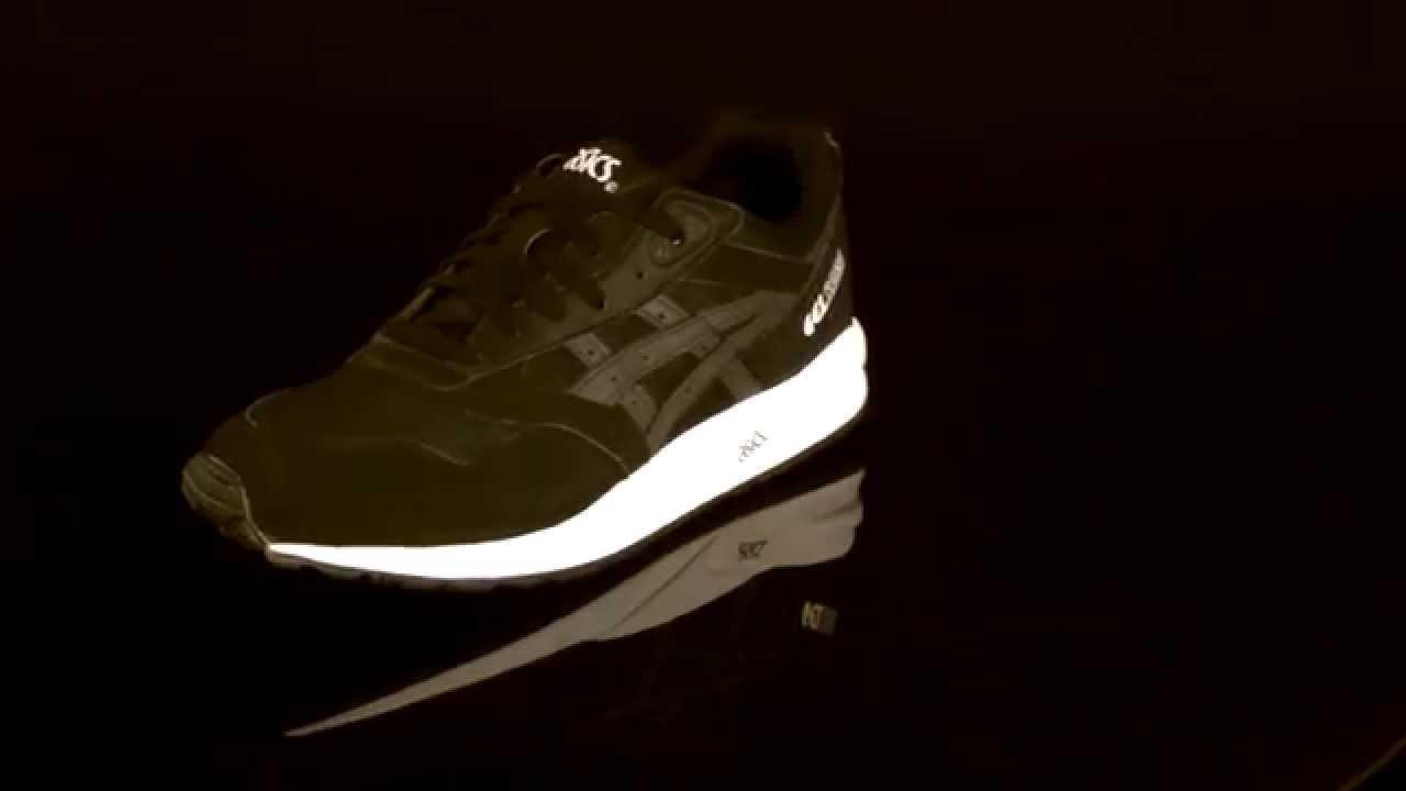Asics Gel Saga Shoe Black/Burgundy H437N.9025 Sz 8 13 eBay