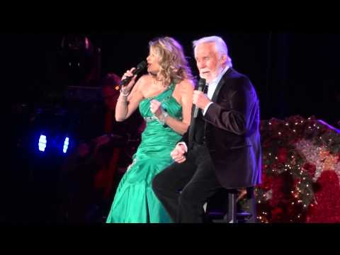 Kenny Rogers Concert- 'Mary Did You Know'- 120414