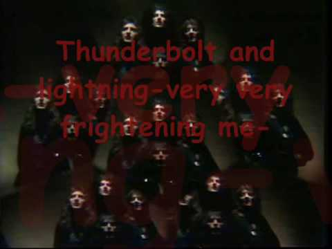 Queen - Bohemian Rhapsody Lyrics