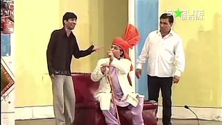 Zafri Khan and Asif Iqbal New Pakistani Stage Drama Full Comedy Clip 720p 30fps H264 192kbit AAC