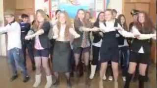 Одесские школьники сняли свой клип Gangnam Style