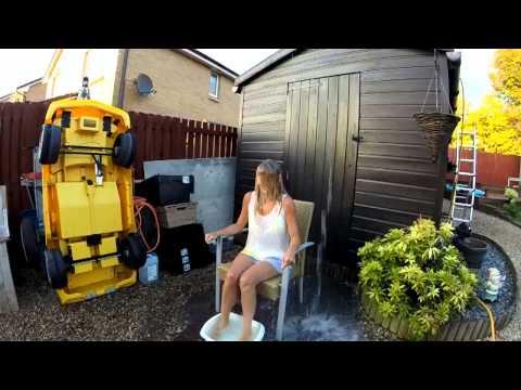 Joanne Douglas's Ice Bucket Challenge