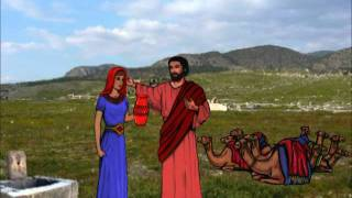Bible Stories - Abraham finds a wife for Isaac