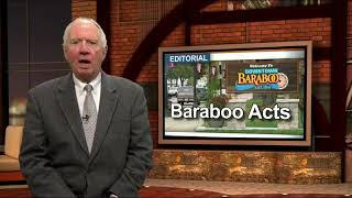 Editorial: Baraboo Acts