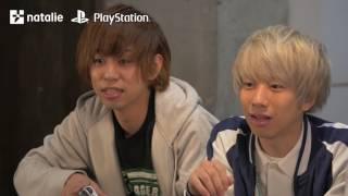 PlayStation®×KEYTALK 音楽ナタリーにて特集展開中! http://natalie.mu...