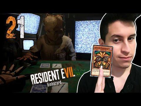 "EL BLACKJACK DE LA MUERTE!! - RESIDENT EVIL 7 BIOHAZARD DLC ""21"""