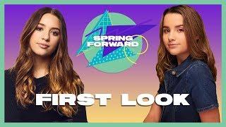 SPRING FORWARD | Chicken Girls & Total Eclipse | First Look
