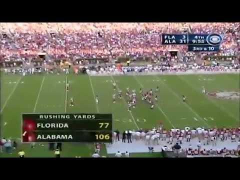 2005 #5 Florida vs. #16 Alabama (HQ)