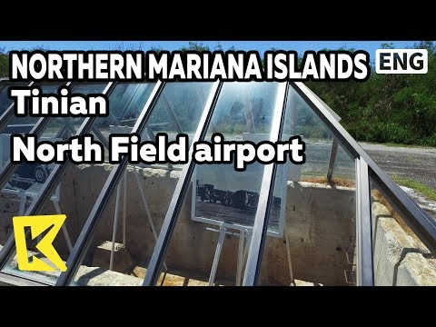 【K】Northern Mariana Islands Travel-Tinian[북마리아나제도 여행-티니안]노스필드 비행장/North Field/Bomb Loading Pit