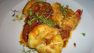 Tawa Jhinga | Grilled Prawns | Easy Recipe With Atul Kochhar