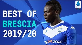 The Best of Brescia | Balotelli, Torregrossa & Tonali | 2019/20 | Serie A TIM