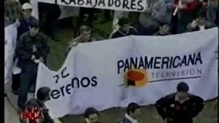Estos son algunos videos del canal peruano Panamericana Television de la administacion de Ernesto Schutz en el año 2003.