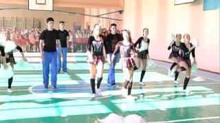 16 школа черлидинг