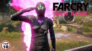 Easter Eggs You Missed In Far Cry New Dawn