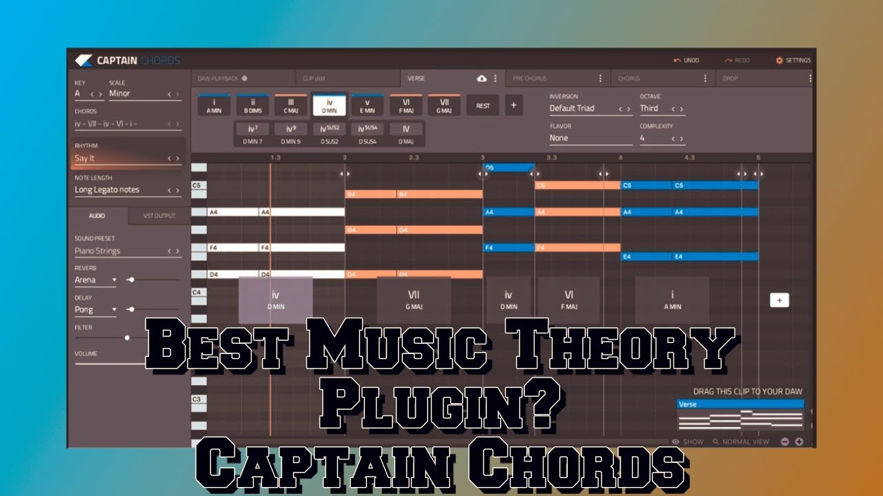 The Best Music Theory Plugin Out? Mixed in Key Captain Chords Review