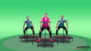 Trampolines Jumping Fitness - Entrenamiento completo 2