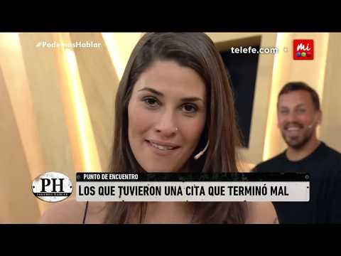 Ivana Nadal: Me fui en el medio de una cita a ciegas - PH Podemos Hablar
