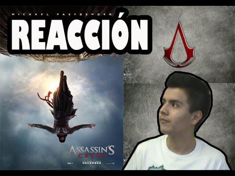 assassin's creed || trailer reaccion