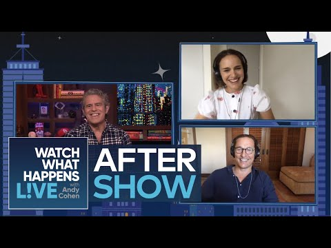 After Show: Natalie Portman on the New NWSL L.A. Team | WWHL