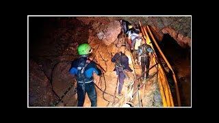 Gambar cover Rozpoczyna si� akcja wydobywania uwi�zionych w jaskini.