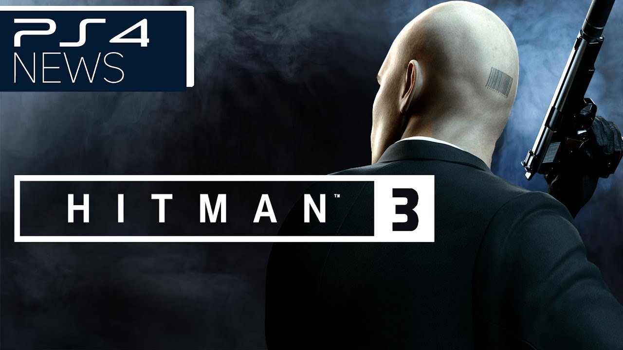Ps4 News Hitman 3 Youtube
