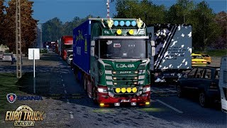 ✅ETS2 1.30 - The Moscow Region - Scania S580 - Voskresensk t…