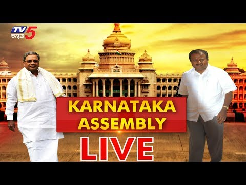 Live : Karnataka Assembly Session 2019 | Karnataka | TV5 Kannada