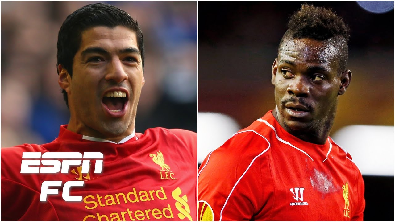 Would you rather Luis Suarez or Mario Balotelli manage Liverpool? | ESPN FC Extra Time