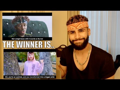 THE WINNER OF KSI VS QUADECAS DISS TRACK