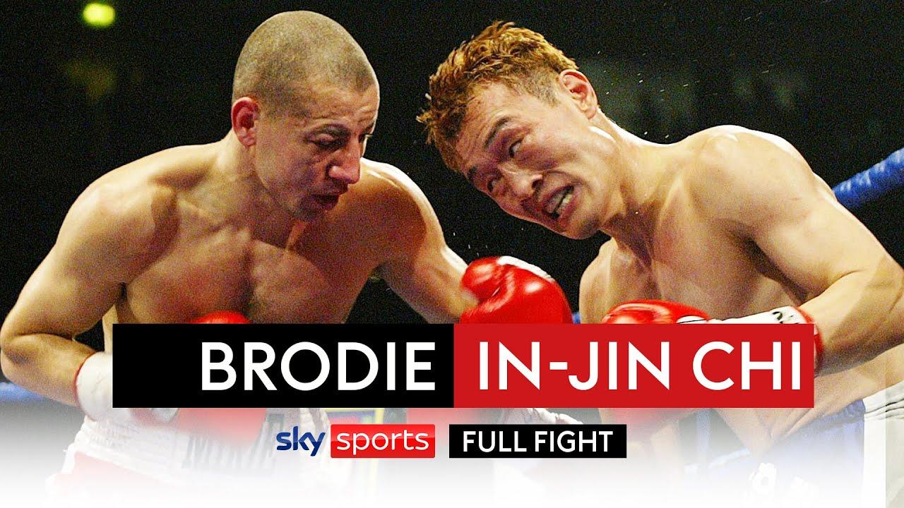 THRILLING BATTLE! 👊| Michael Brodie vs In Jin Chi 1 | Classic Fight Rewind