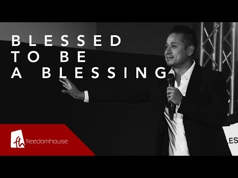 Blessed To Be A Blessing || FreedomHouse OC || Pastor Josiah Silva