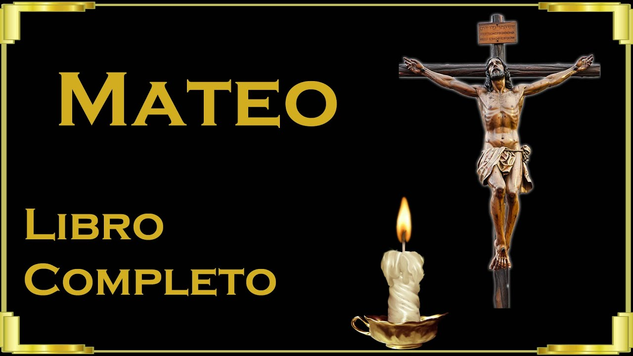 EVANGELIO SEGÚN SAN MATEO | Biblia Católica (Libro completo)