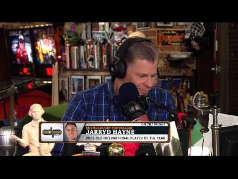 Jarryd Hayne on The Dan Patrick Show (Full Interview) 10/16/14