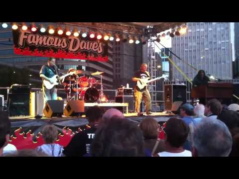 Walter Trout @ Famous Dave's 8th BBQ/Blues Festival 1