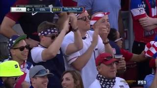 USA vs Colombia 0-2 – [Copa America] Highlights & All goals 4/06/2016