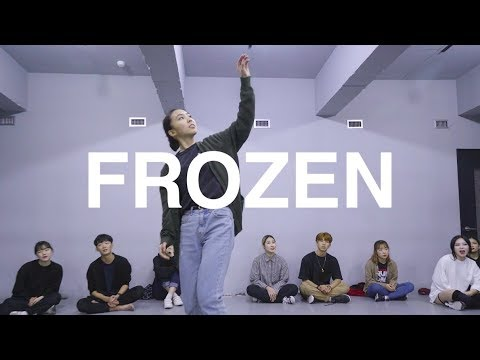 FROZEN -  Sabrina Claudio | HAENI special workshop | Prepix Dance Studio