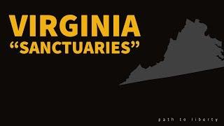 Virginia 2nd Amendment Sanctuaries: Rhetoric vs Reality