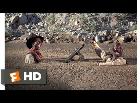 Blazing Saddles 110 Movie   Quicksand! 1974 HD