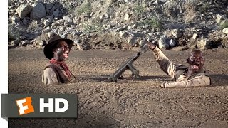 Blazing Saddles (1/10) Movie CLIP - Quicksand! (1974) HD