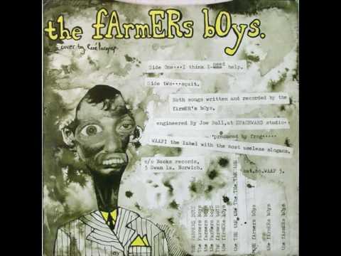 Farmer's Boys - Squit (1982) New Wave