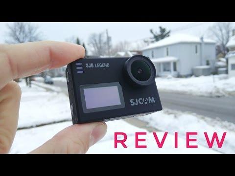 SJCAM SJ6 Legend 4K Action Camera REVIEW & Sample Videos & Pictures
