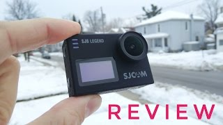 SJCAM SJ6 Legend 4K Action Camera REVIEW amp Sample Videos amp Pictures