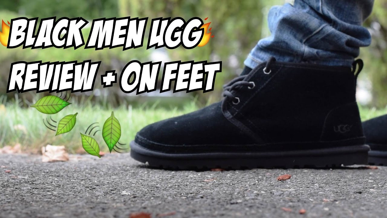 Black Men Uggs Review W On Feet Raffle Winner Updates