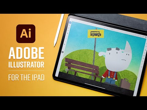 Adobe Illustrator for the iPad - First Impressions