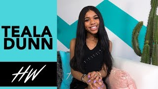 TEALA DUNN Shares her Most Embarrassing BTS Moments in Youtube Series!