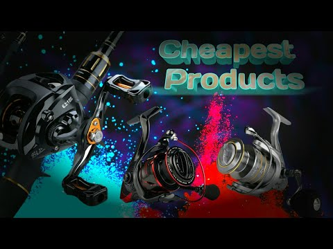 Fishing Rod And Reel Buying Online Very Cheap Price
